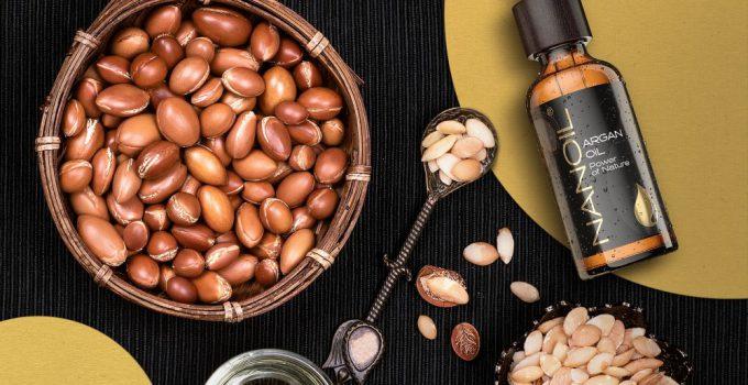 argan oil nanoil hair oil damaged hair